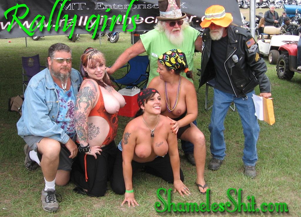 2008 adult bike rallies