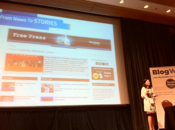 News Stories People Connect With @IntelFreePress @BeckyAnnBrown #BlogWell