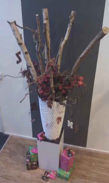 Sinterklaasboom @ zoover meteovista