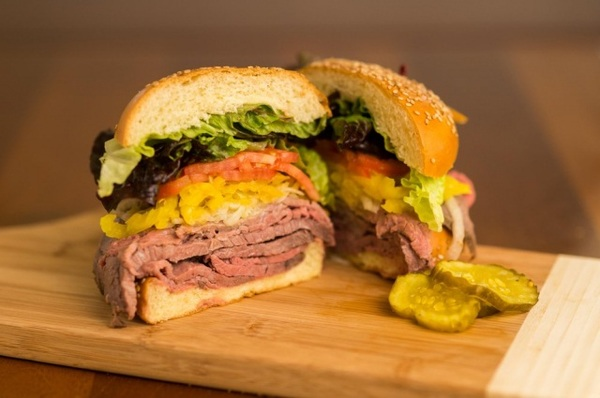 MGM Roast Beef Sandwich Catering in Washington DC