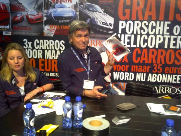 Even carlo brantsen @carosmagazine interviewen waarom electrische auto's alleen maar voor non humans zijn.