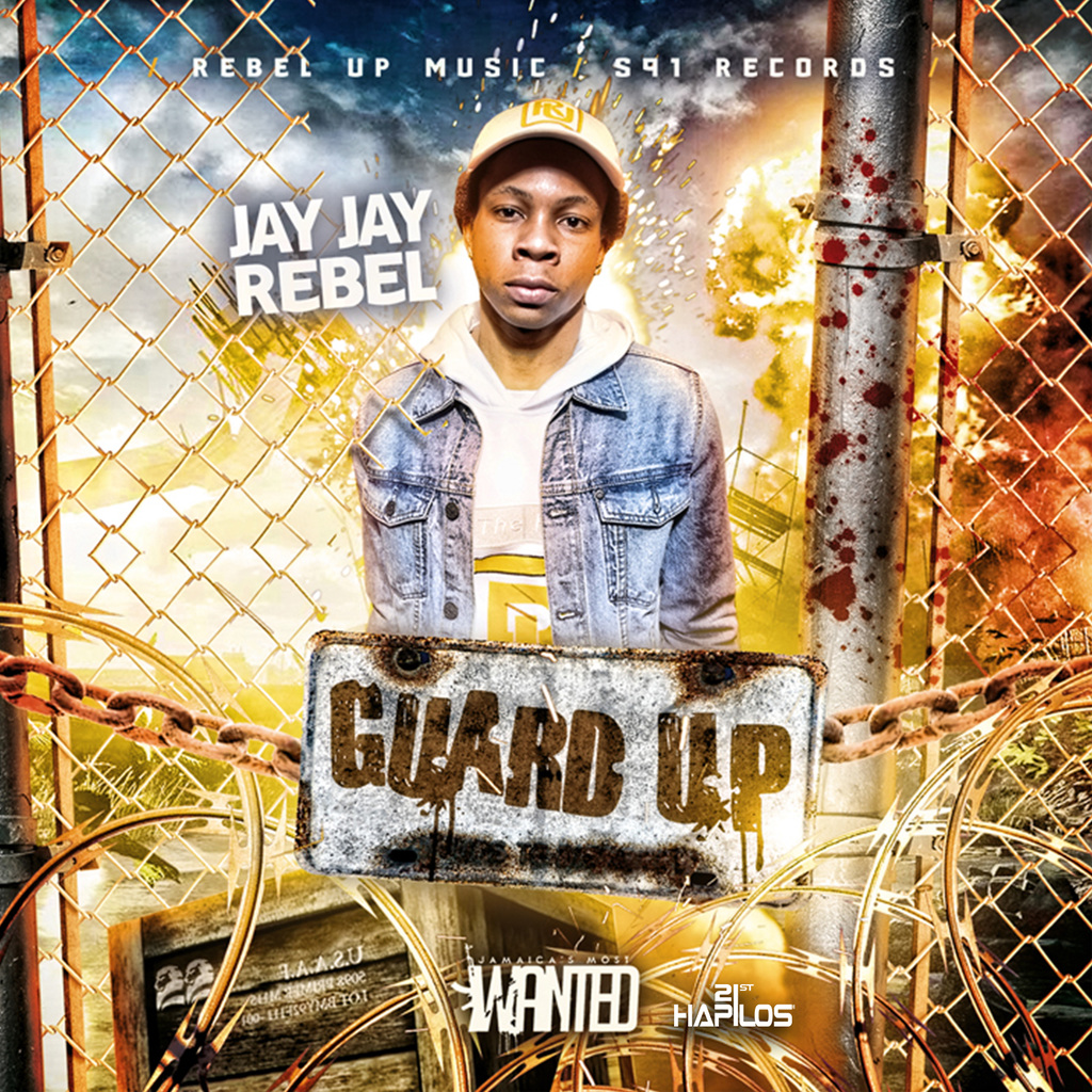 JAY JAY REBEL - GUARD UP - SINGLE #ITUNES 6/30/17 @JayJayRebel1