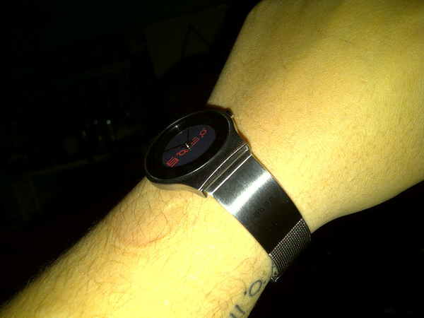 New watch from ebay!