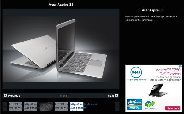 Acer vs Dell #ilovedisplay