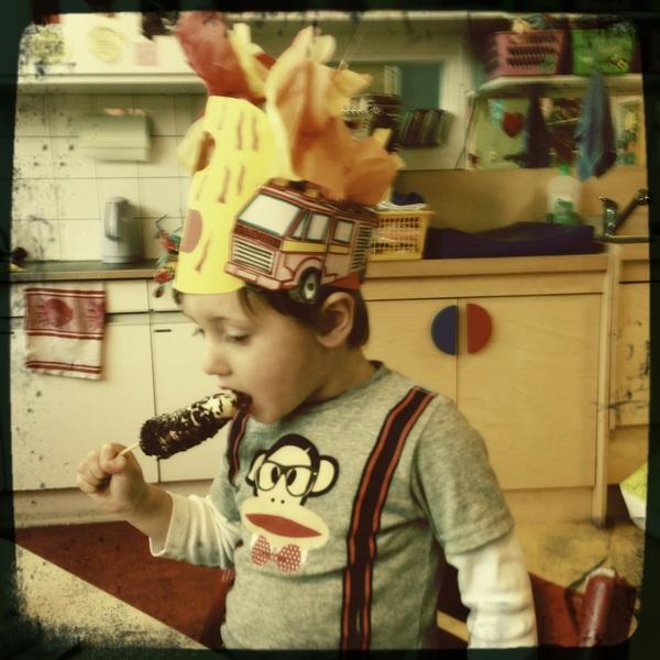 Fletcher of the day: Celebrate!