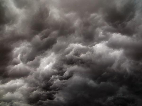 kalmte voor de storm.Enkele seconden later een echte wolkbreuk! #buienradar