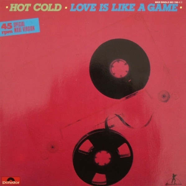 ♬ 'Love Is Like A Game (Maxi Version) Italo Disco' - Hot Cold ♪  El himno nacional de la miniteca #SandyLane
