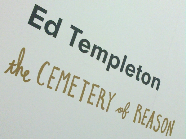 'The Cemetery of Reason' by Ed Templeton. #SMAK #hps