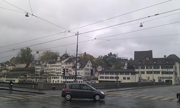 Good morning Zürich!