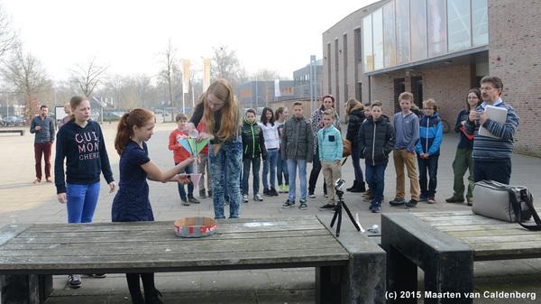 Vandaag was de #raketwedstrijd van #b1t & b1s #talenttraject @rodenborch #rosmalen