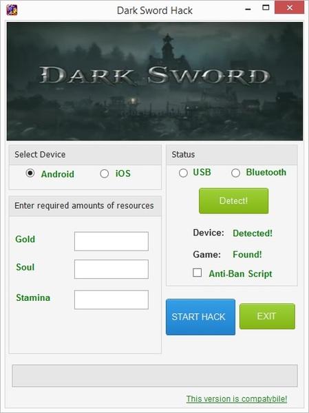 Dark Sword Hack Tool - Free Cheats APK IPA