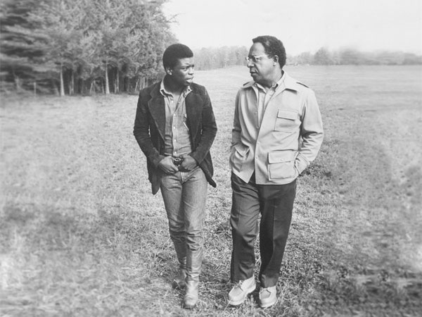 #TBT... w/Alex Haley, author of ROOTS!