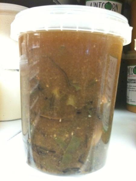 Fishpond Soup