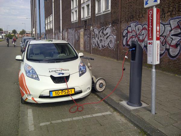Bij #picnic gratis parkeren bij elektrische oplaadplek! Ideaal. Nu mobile competitie zoeken