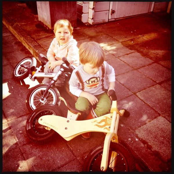 Fletcher of the day: Bikes