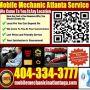 Mobile Auto Car Repair Marietta GA