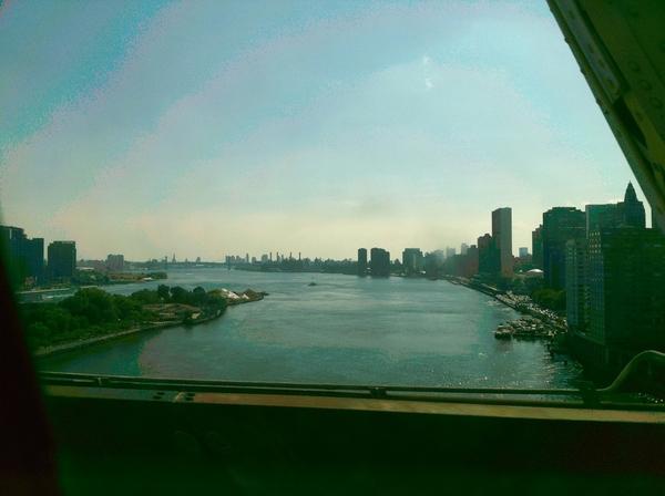 Queensboro Bridge Spectacular New York View