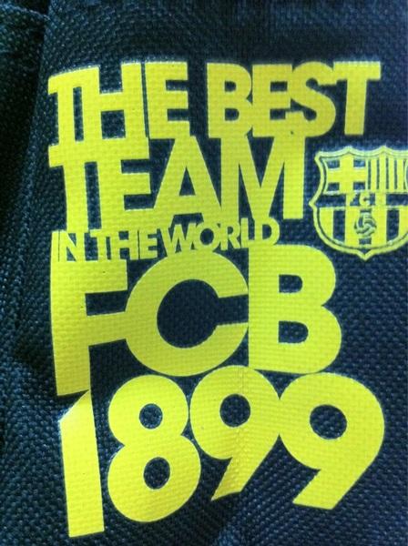 My nEw baggg Football....! Lv it......