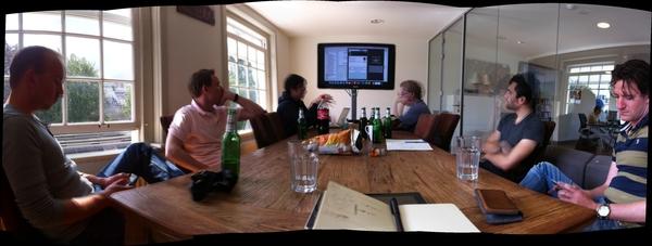 Product team meeting #cardcloud