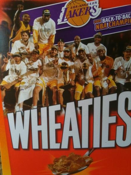 RT @SLAMonline Mark Cuban <3 Mavs' Chances vs. Lakers http://dlvr.it/5MpCh @mcuban <3 wheaties