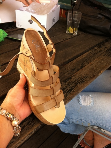 @Miss_Chezz My little casual  shoe purchase 