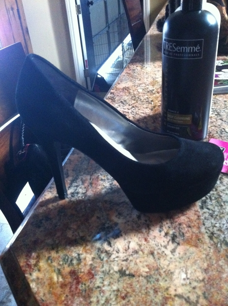 New heals Ahhh their #Bomb.com