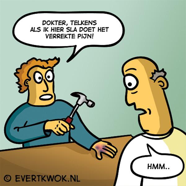 Ja, superlastig is dat #cartoon