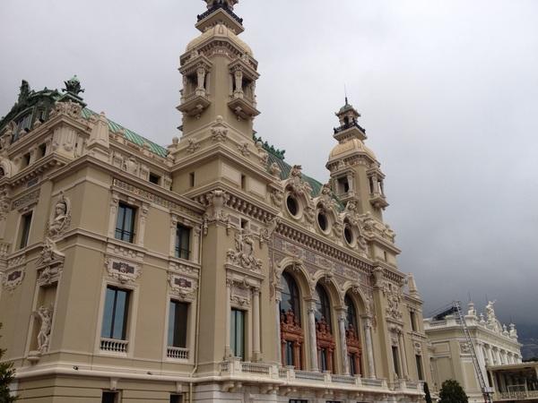 Operahuis in Monaco  #mce2013