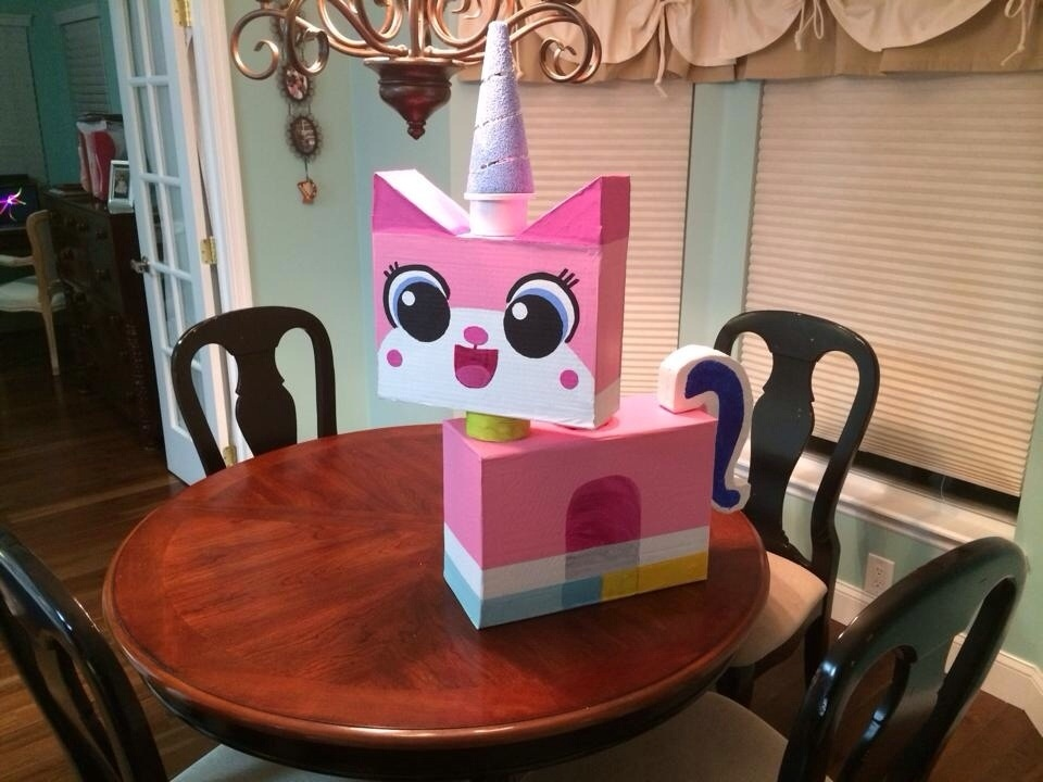 Happy Valentine's Day This Is The Valentines Box My Daughter Made. Happy Valentine's Day This Is The Valentines Box My Daughter Made For School Today Unikitty From Lego Movie By Garythegreat On. Worksheet. Valentine S Day Movie Worksheet At Mspartners.co