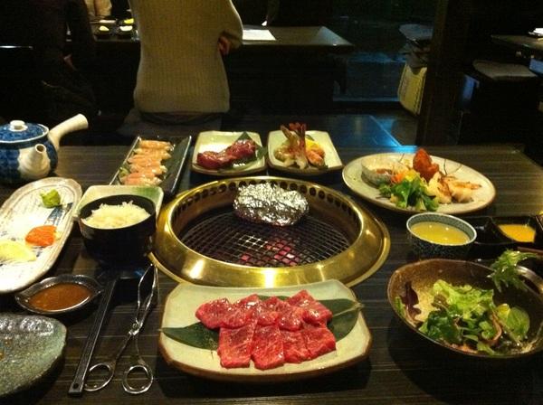 @ Shou Sumikyaki Sake Bar & Grill traditional Japanese cooking