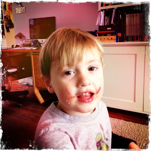 Fletcher of the day: Chocolate