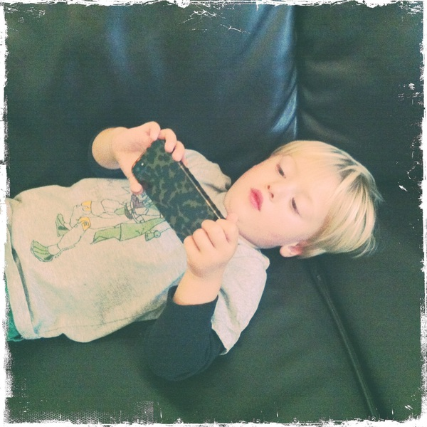 Fletcher of the day: iPhone