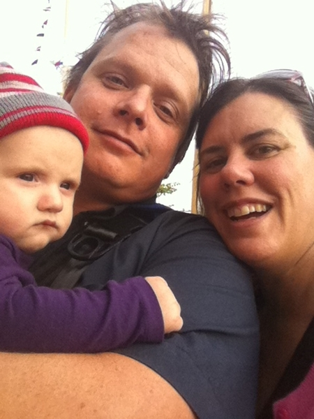 Fletcher of the day : the family at sail 2010